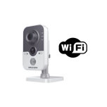 Camara IP 2MP / WIFI / 10m IR / Sensor PIR para deteccion de movimiento / H.264+ / Audio de 2 vias / Uso en interior / Notificaciones de alarmas-Movimiento / WDR real 120dB