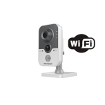 Camara Cubo IP 1MP para interior, WiFi, IR 10m, incluye PIR para deteccion de movimiento
