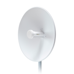 PowerBeam 802.11ac hasta 450 Mbps, antena integrada de 25 dBi
