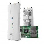 Access Point con Tecnologia AirFiber hasta 500 Mbps reales AF-5X (5.1 - 5.8 GHz)